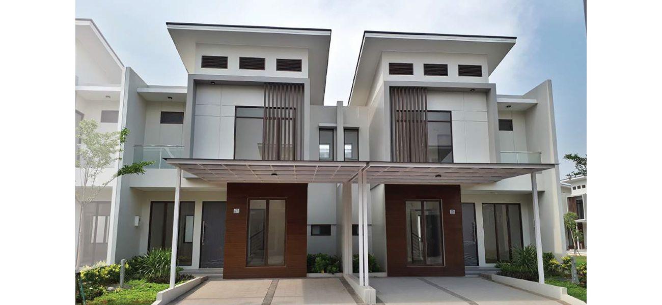 Residensial Cluster Shinano at Jakarta Garden City di Jakarta Timur
