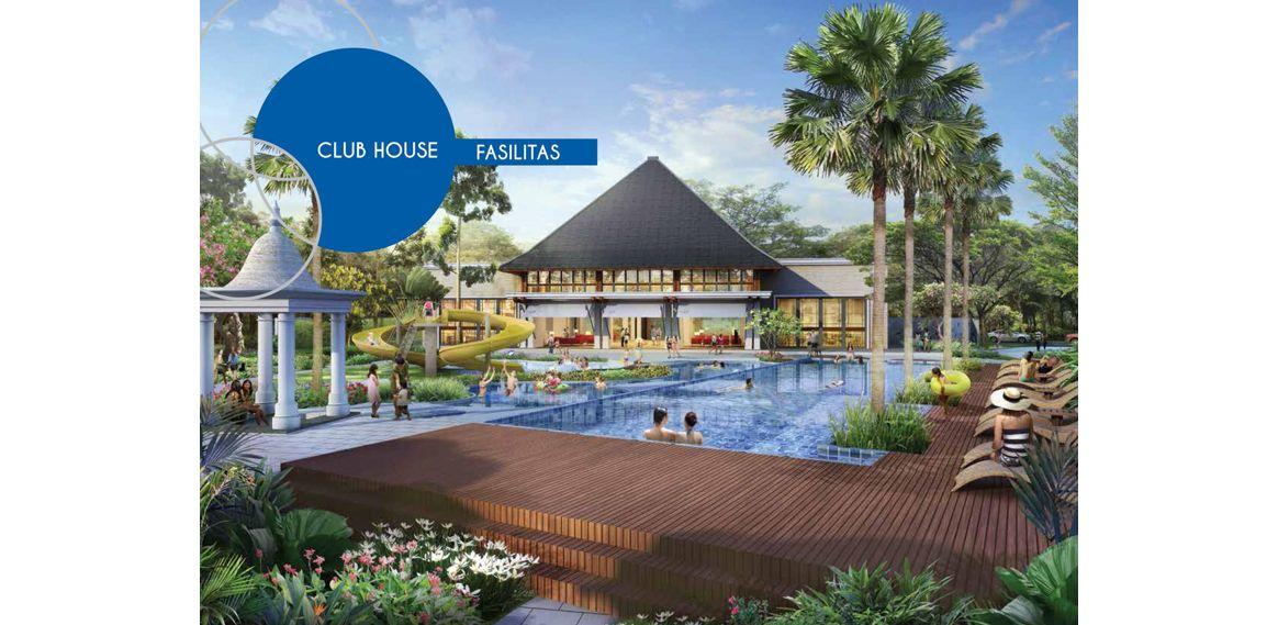 Residensial Citraland Cibubur Tipe Livistona 1 di Bogor