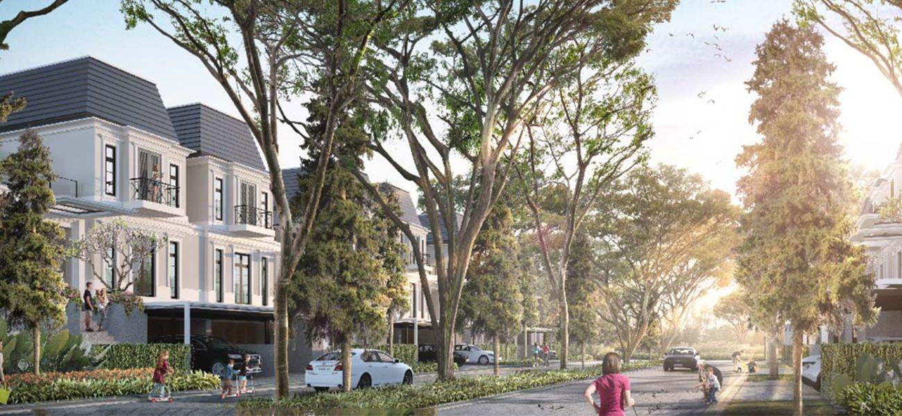 Residensial Grand Kenjeran di Surabaya