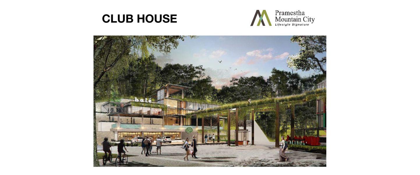 Residensial Alinda Townhouse - Pramestha Mountain City di Bandung