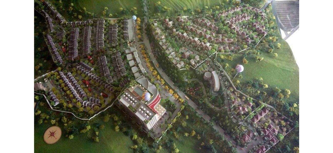 Residensial Grand Meridian di Manado