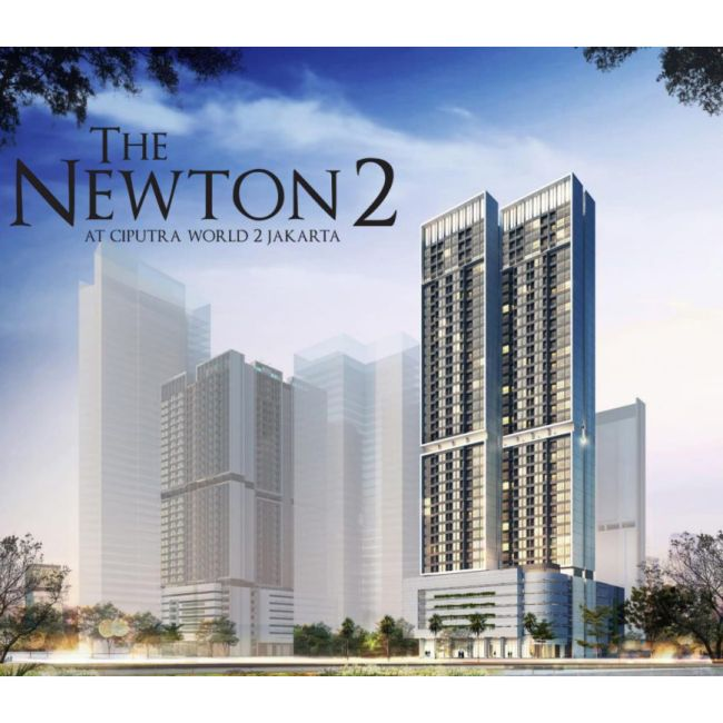 Residensial The Newton 2 Apartemen Tipe Studio di Jakarta Selatan