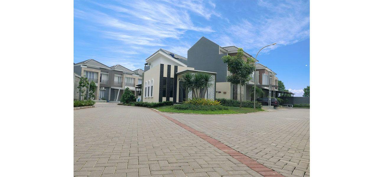Residensial Akasia Serenity di Tangerang Selatan