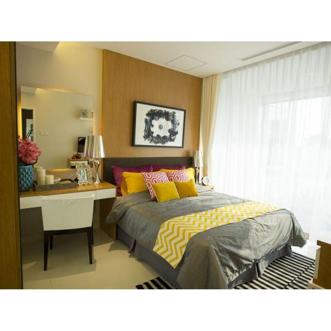 Residensial Ciputra International Apartemen Tipe 1 Bedroom di Jakarta Barat