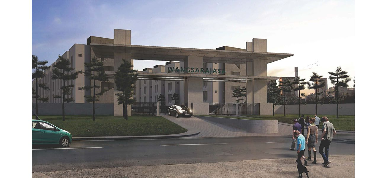 Rumah Kost Wangsa Rajasa di Bandung