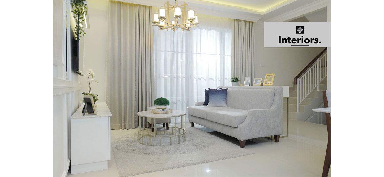 Residensial Granada Paramount Tipe 8 di Tangerang