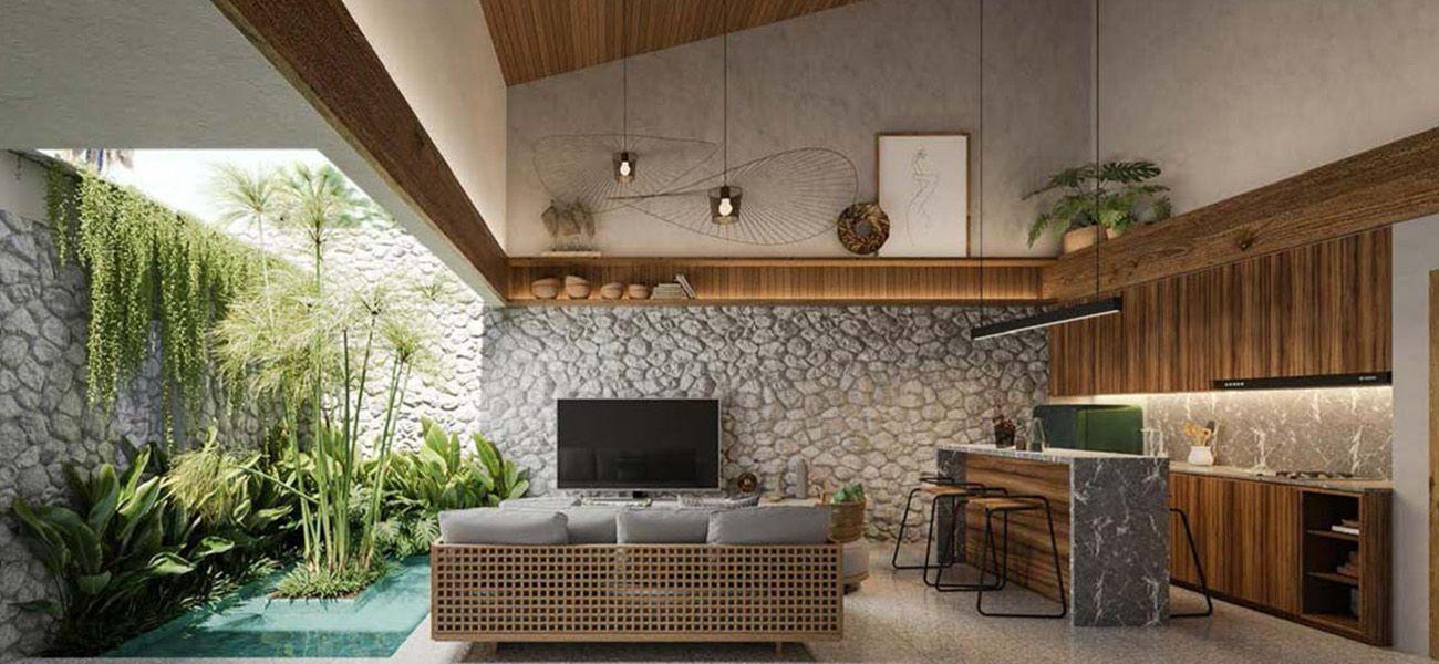 Residensial Samanea Hill Cluster Avilla Tipe Prime di Bogor