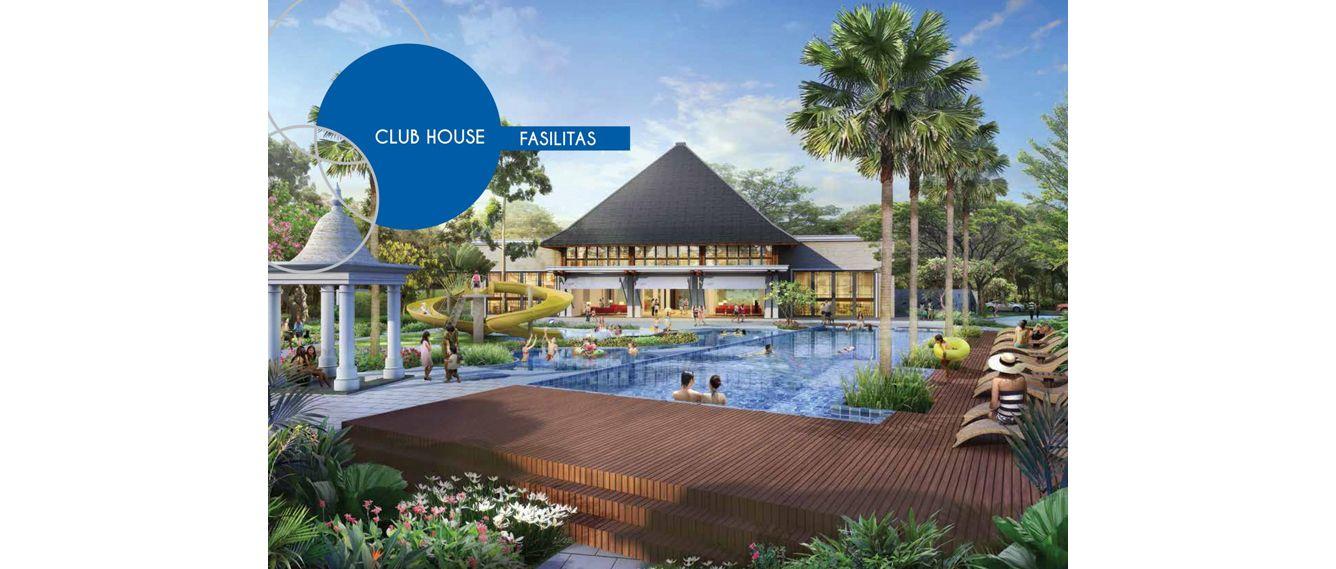 Residensial Citraland Cibubur Tipe Caryota 2 di Bogor