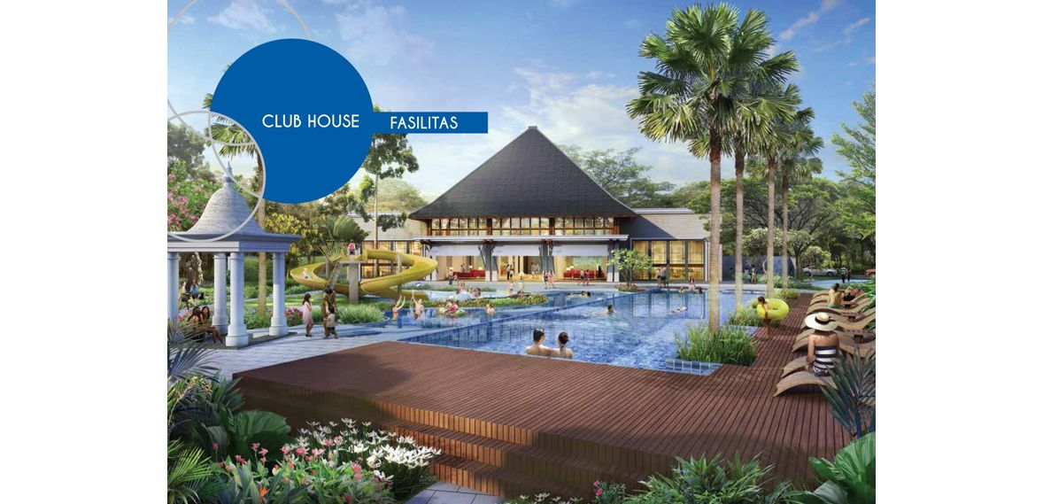 Residensial Citraland Cibubur Tipe Areca 2 di Bogor