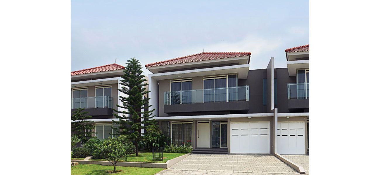 Residensial Cluster Tatar Naganingrum at Kota Baru Parahyangan di West Bandung
