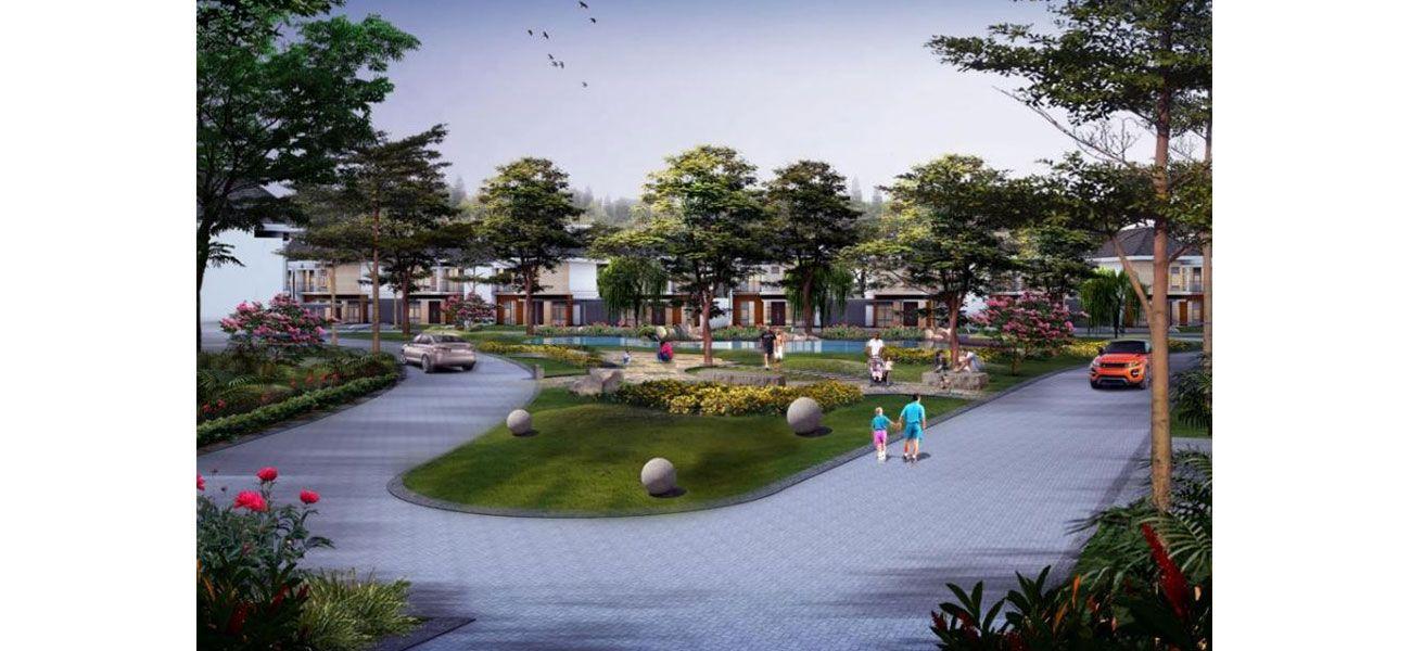 Residensial Tamansari Metropolitan Residence di Manado