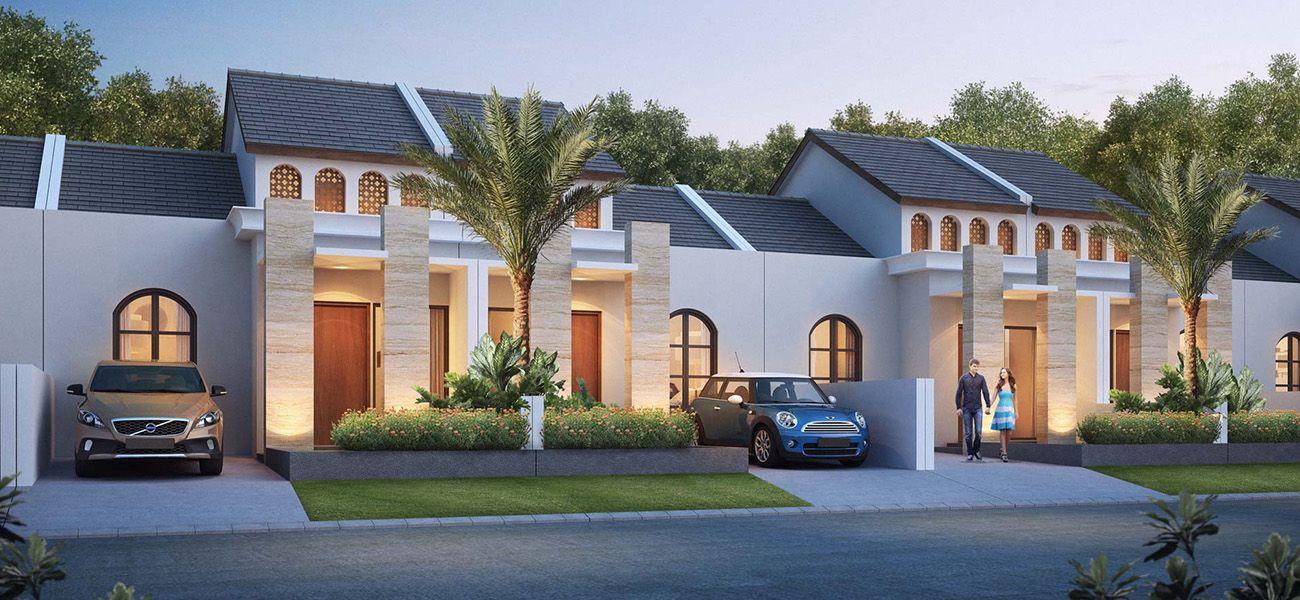 Residensial Andalus Residence di Bogor