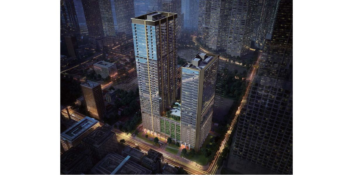 Residensial BRANZ Mega Kuningan di Jakarta Selatan