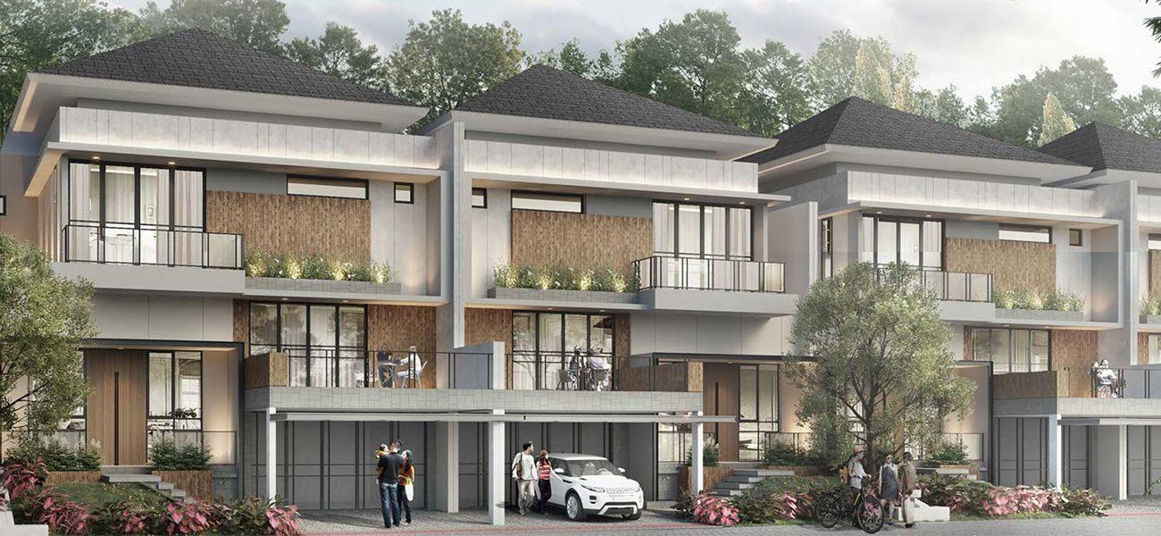 Residensial PIK 2 - Permata Hijau Residence di Jakarta Utara