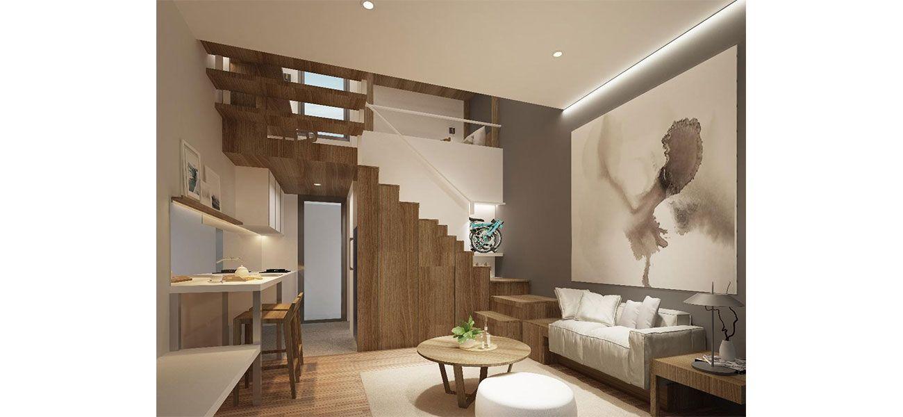 Residensial BSD City - Fleekhauz di Tangerang