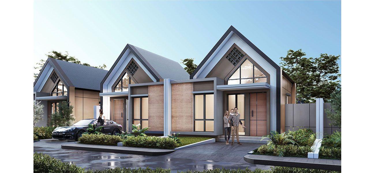 Residensial Kota Podomoro Tenjo di Bogor