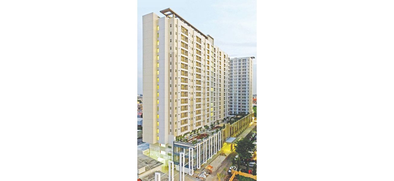 Apartment The Oak Tower di Jakarta Timur