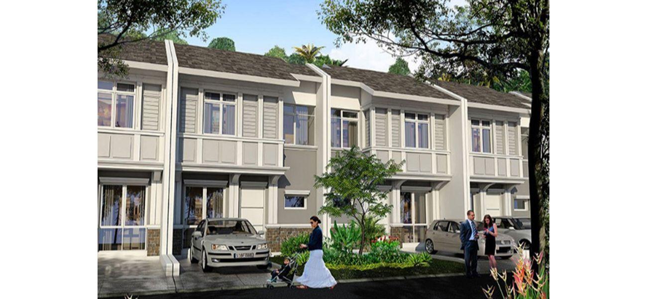 Residensial Visalia at Kota Wisata Cibubur Tipe 68/60 di Bogor
