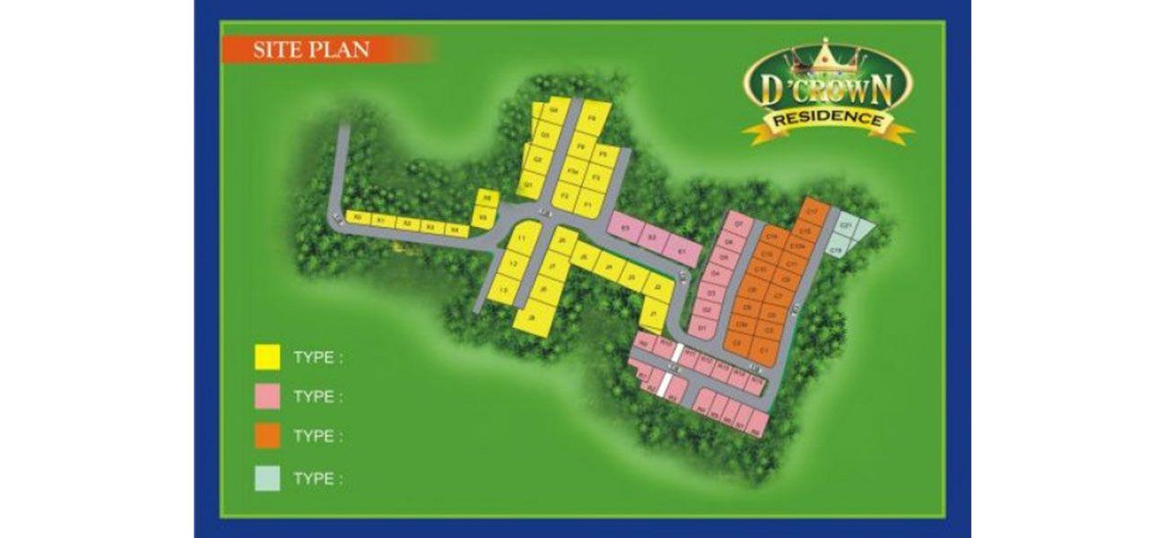 Residensial D'Crown di Tangerang Selatan