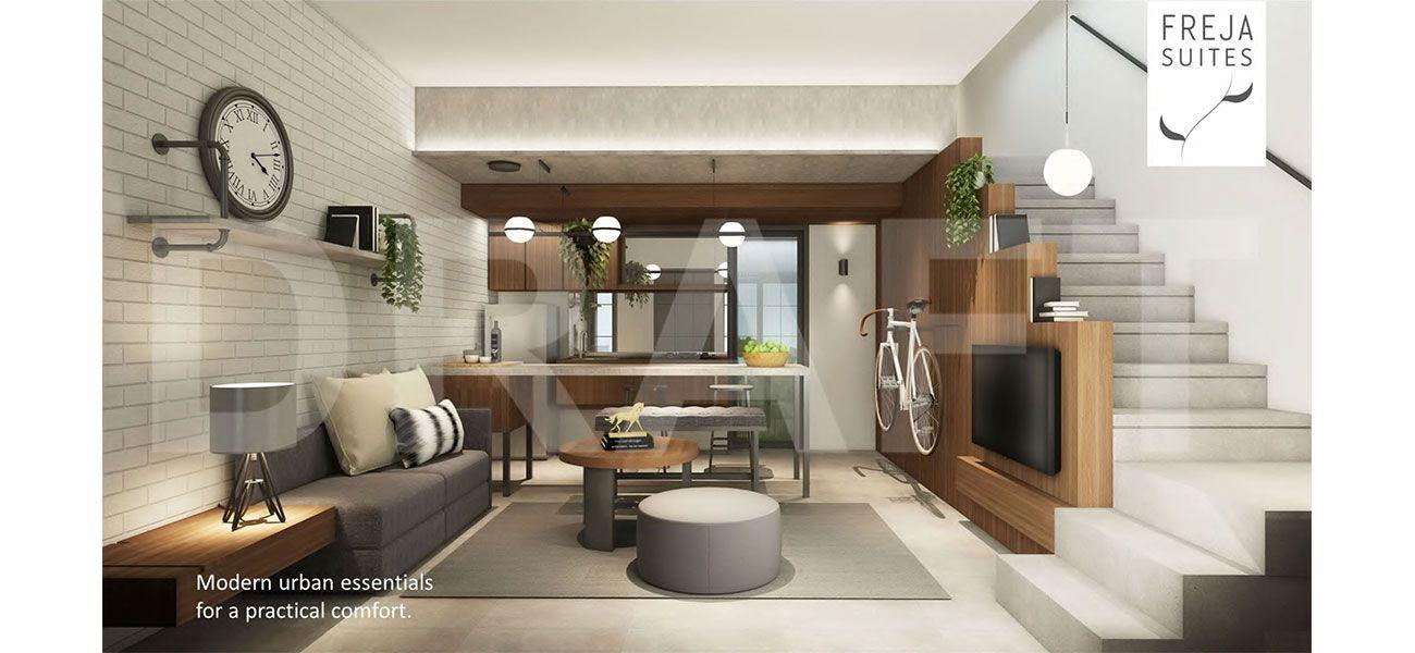Residensial BSD City – Freja Suites Tipe 68 di Tangerang Selatan