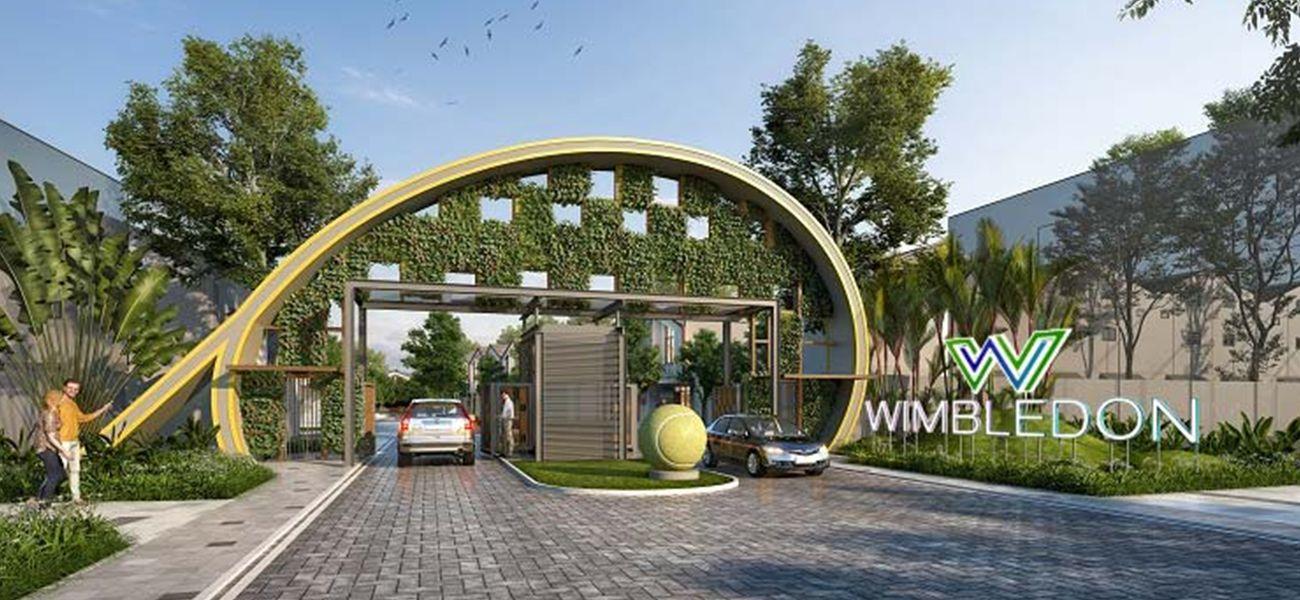 Residensial Jababeka - Wimbledon di Bekasi