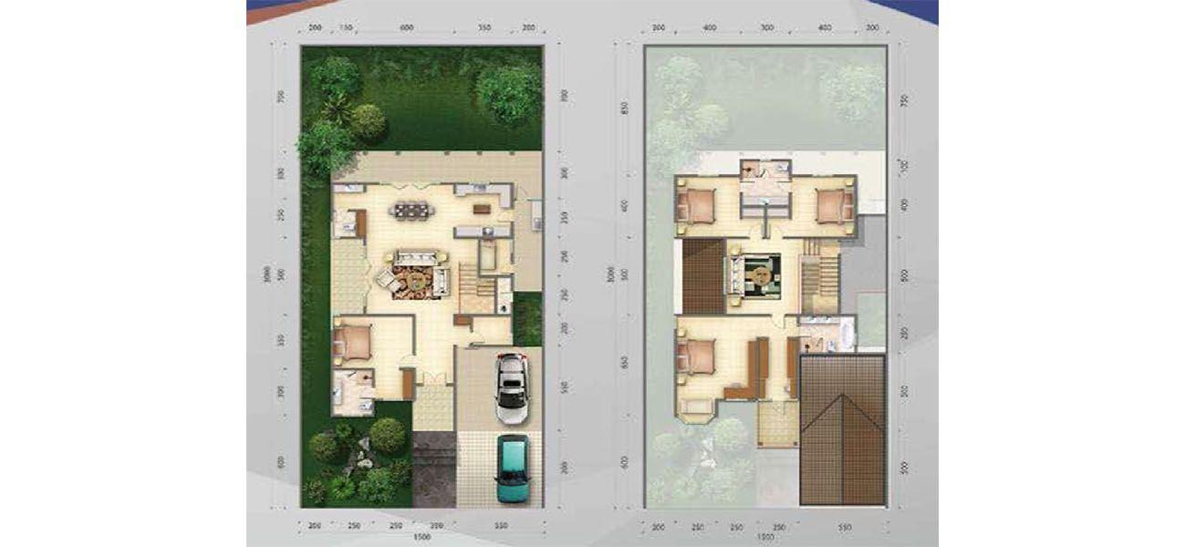 Residensial & Komersial GKIC – Viola Tipe New Casa Grande di Manado