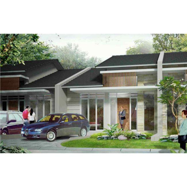 Residensial & Komersial Sentul Alaya di Bogor