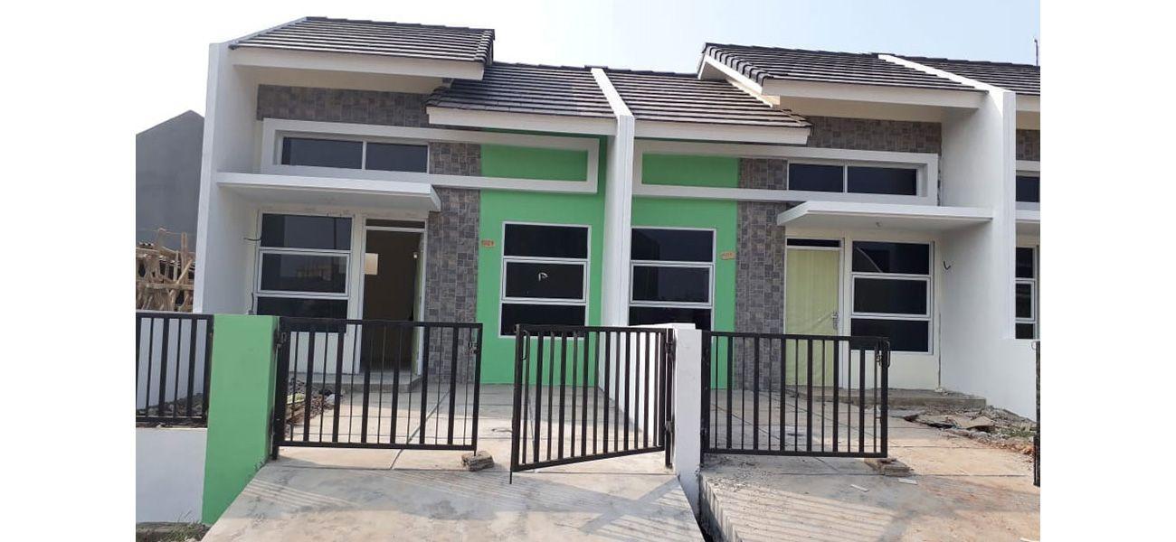 Residensial Grand Nusa Indah Tipe Vinca di Bogor