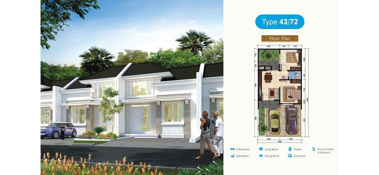 Residensial Serpong Natura City di Bogor