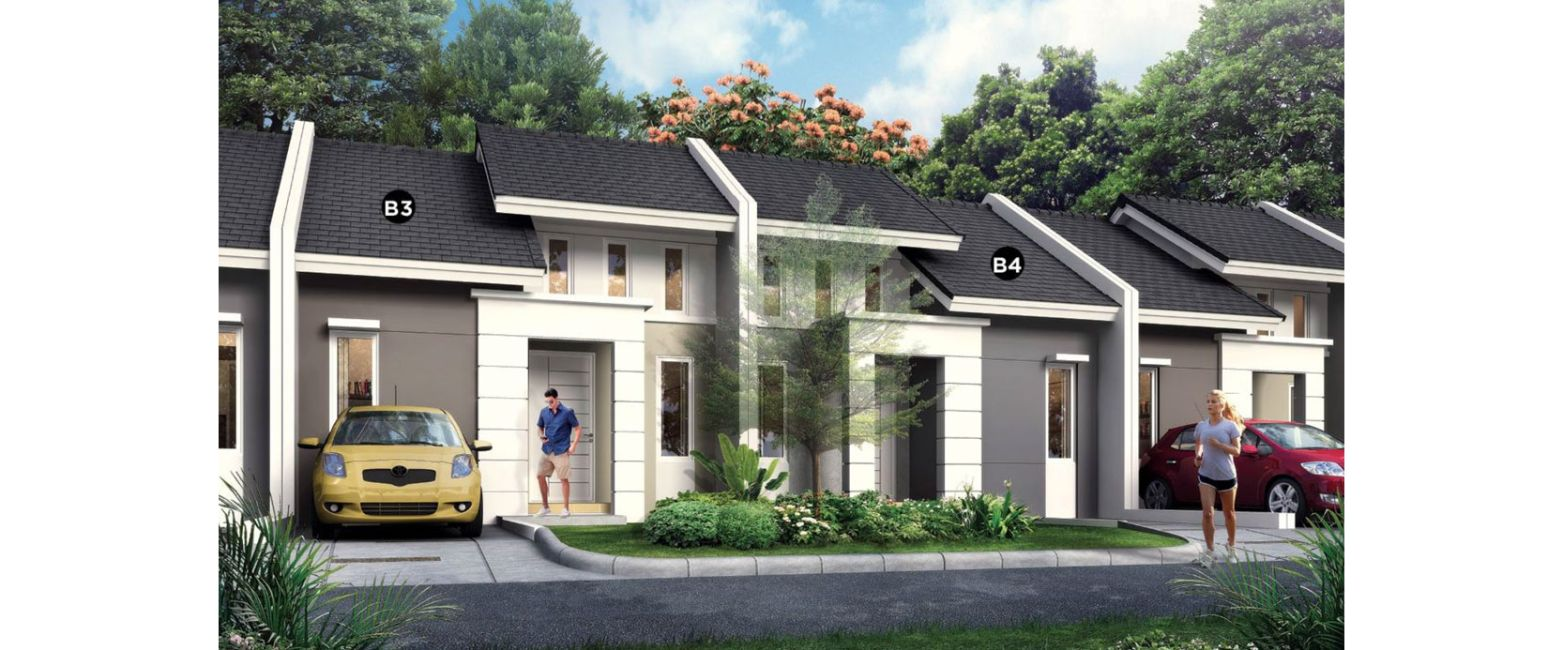 Residensial Cluster Sevanti Homes at Summarecon Emerald Karawang di Karawang