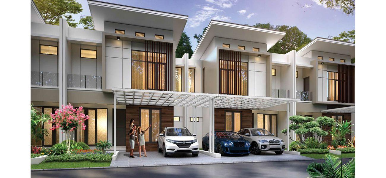 Residensial Matsu @Shinano Jakarta Garden City di Jakarta Timur