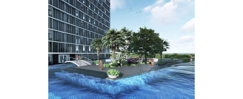 Residensial Pacific Garden di Tangerang Selatan