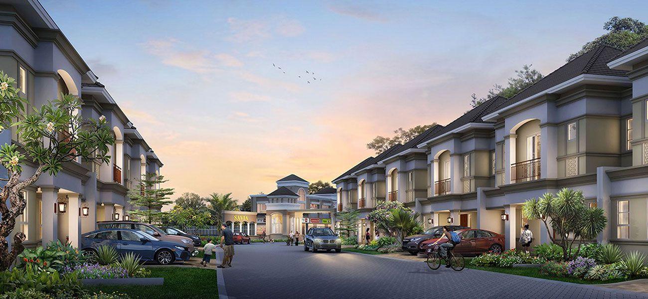 Residensial BSD City – Savia Park di Tangerang Selatan