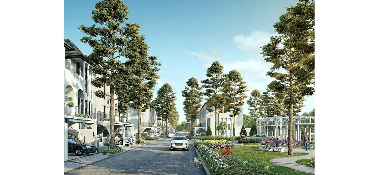 Residensial BSD City - Aether 3 di Tangerang