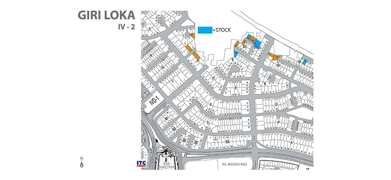 Residensial PROMO KAVLING BSD CITY: Move-In Quickly di Tangerang Selatan