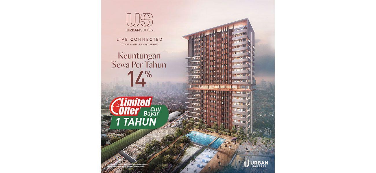 Residensial Urban Suites di Bekasi