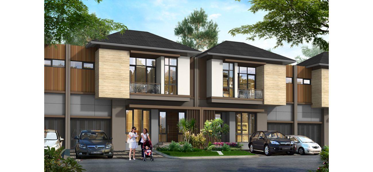 Residensial Nashville at Kota Wisata Cibubur di Bogor
