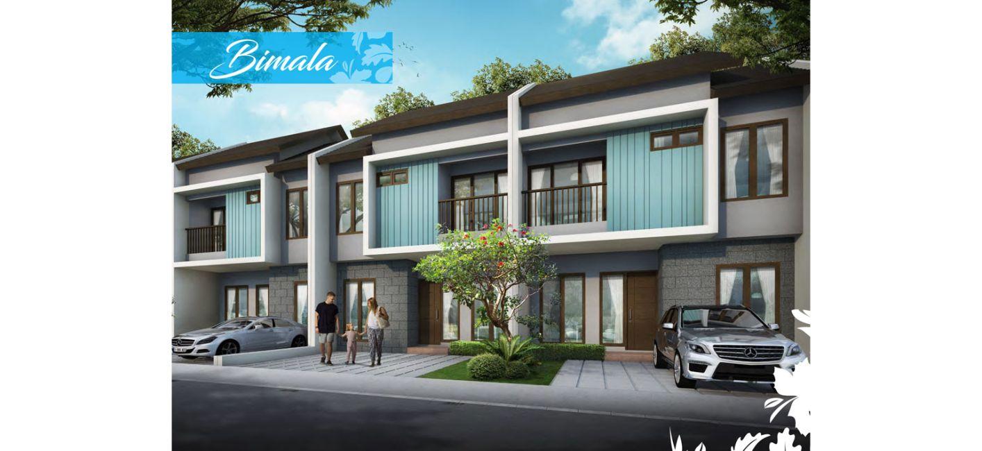 Residensial Asana Residence Tipe Bimala di Bogor