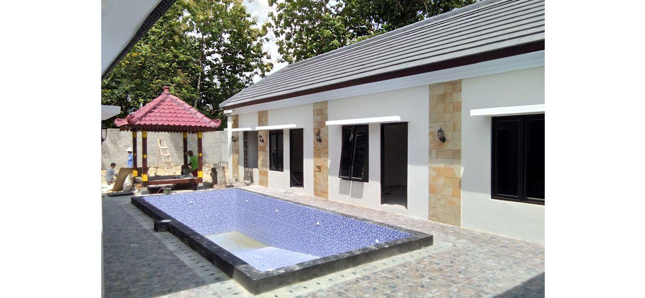 Residensial Grand Ndalem di Yogyakarta