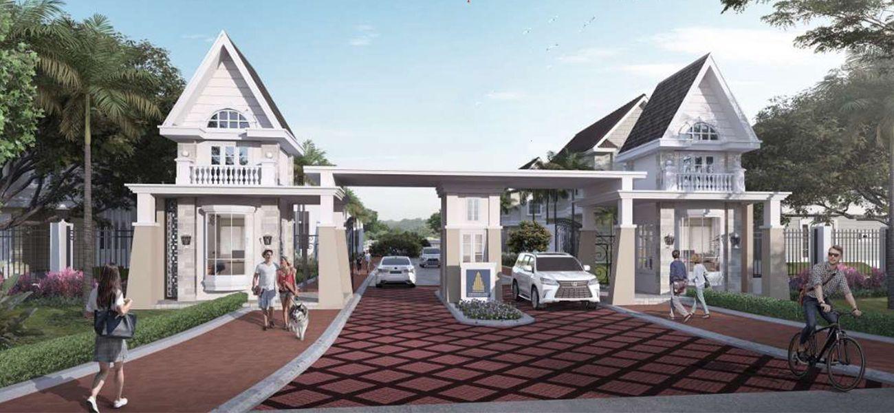 Residensial Paramount Land - Alma di Tangerang