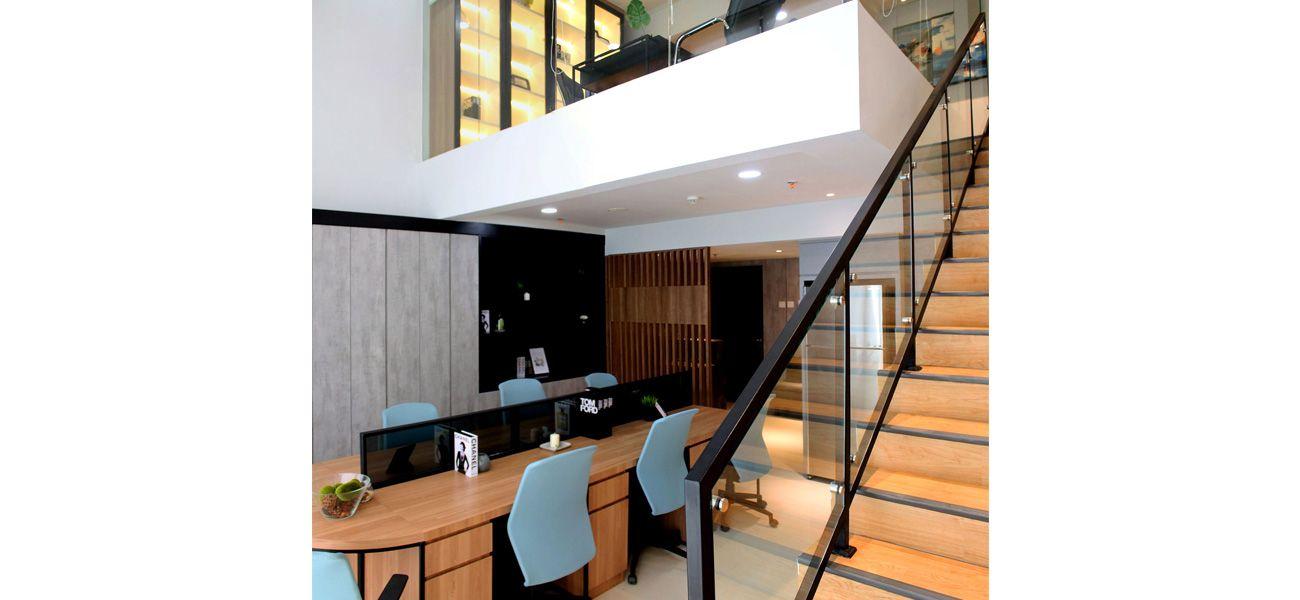 Residensial & Komersial Tipe Astoria – Soho Pancoran di Jakarta Selatan