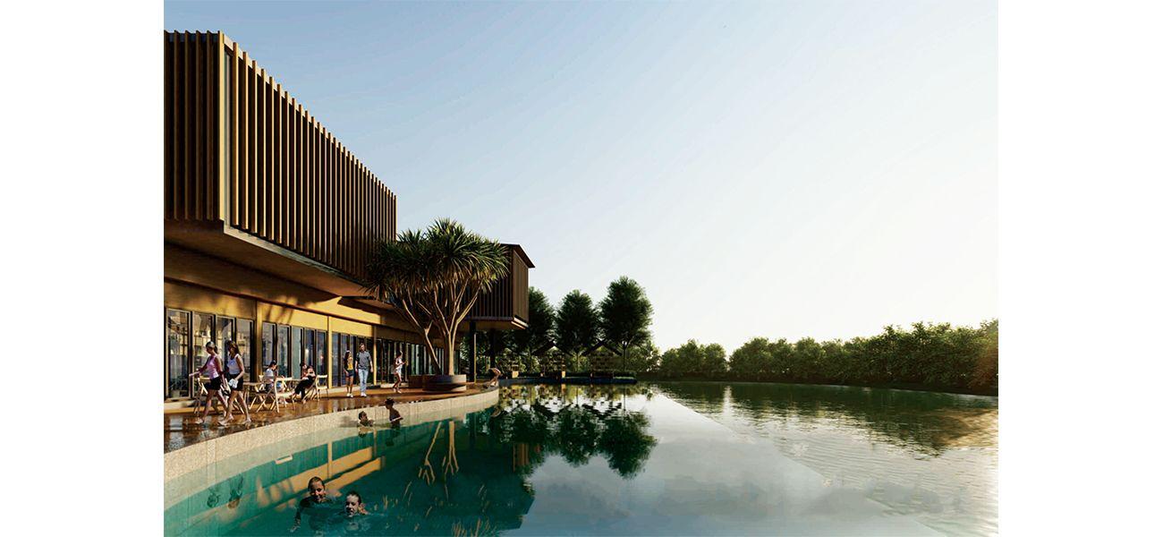 Residensial Springhill Yume Lagoon di Tangerang