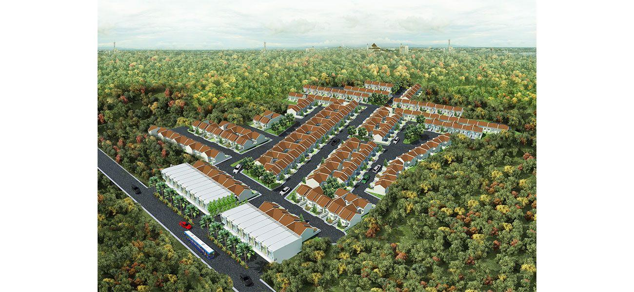Residensial Bumi Pratama Residence di Makassar