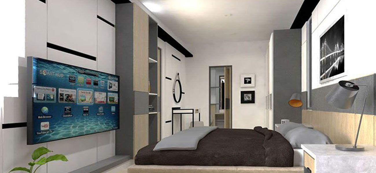 Residensial & Komersial BSD City - Provence Suites Tipe 100 di Tangerang Selatan