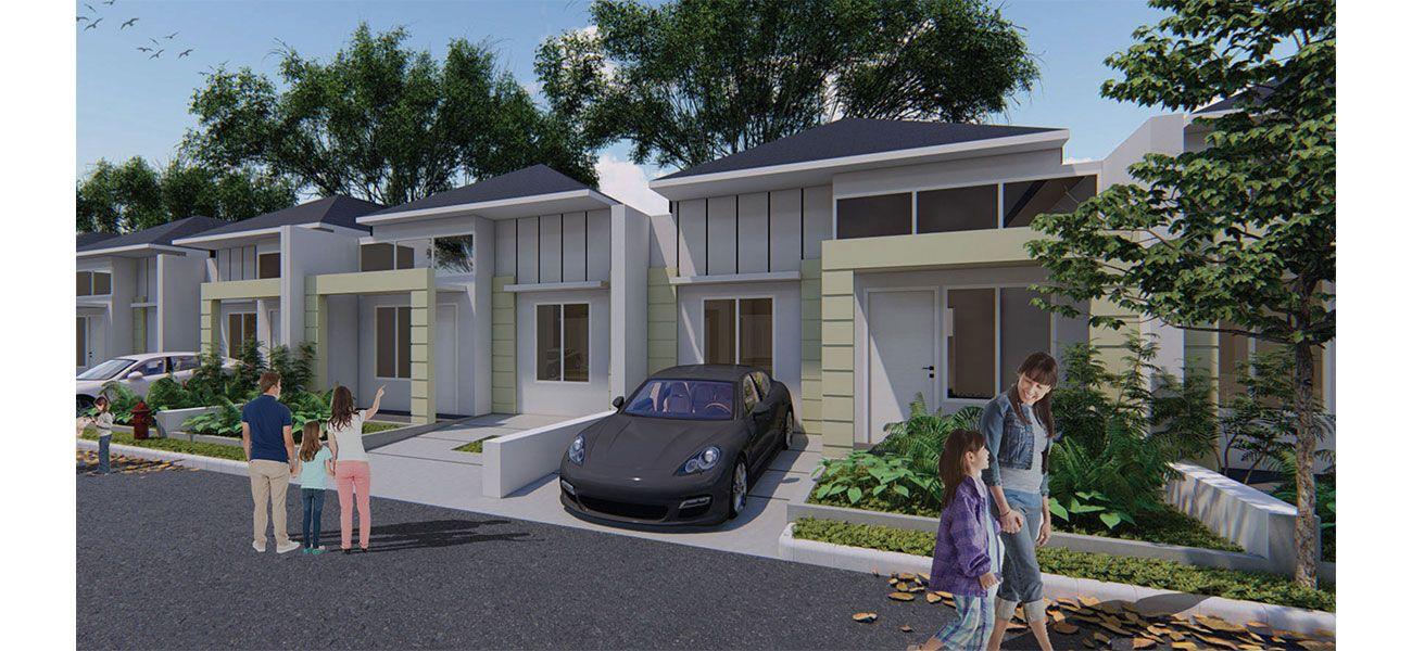 Residensial & Komersial Tenjo City Metropolis di Bogor