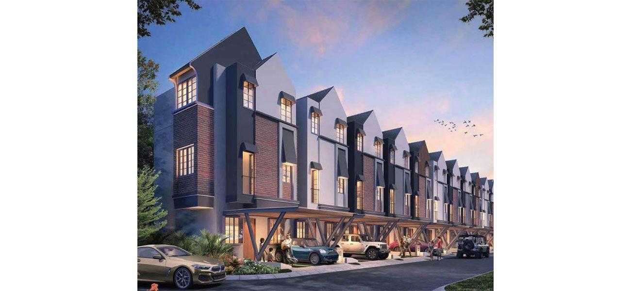 Residensial Synthesis Huis di Jakarta Timur