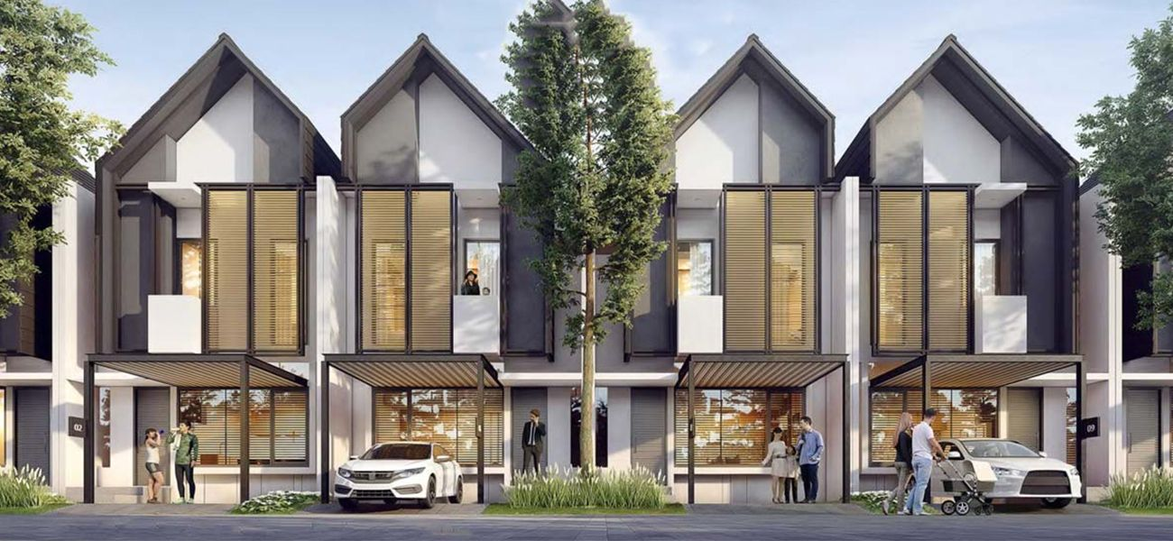 Residensial BSD City – Cozmohouse @ Myza 2 di Tangerang