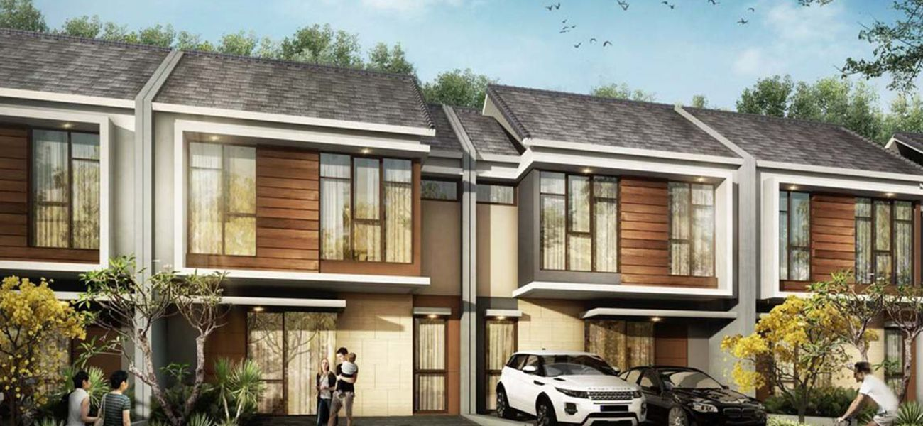 Residensial & Komersial Emerald Residence Sepatan di Tangerang