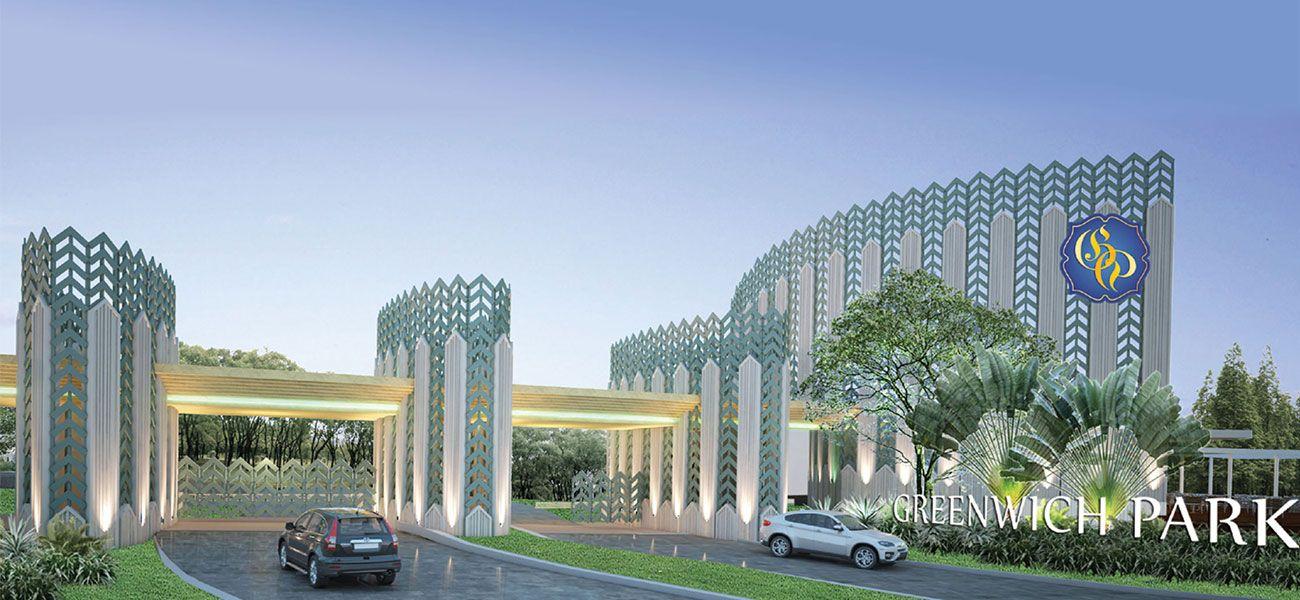 Residensial BSD City – Greenwich Park di Tangerang