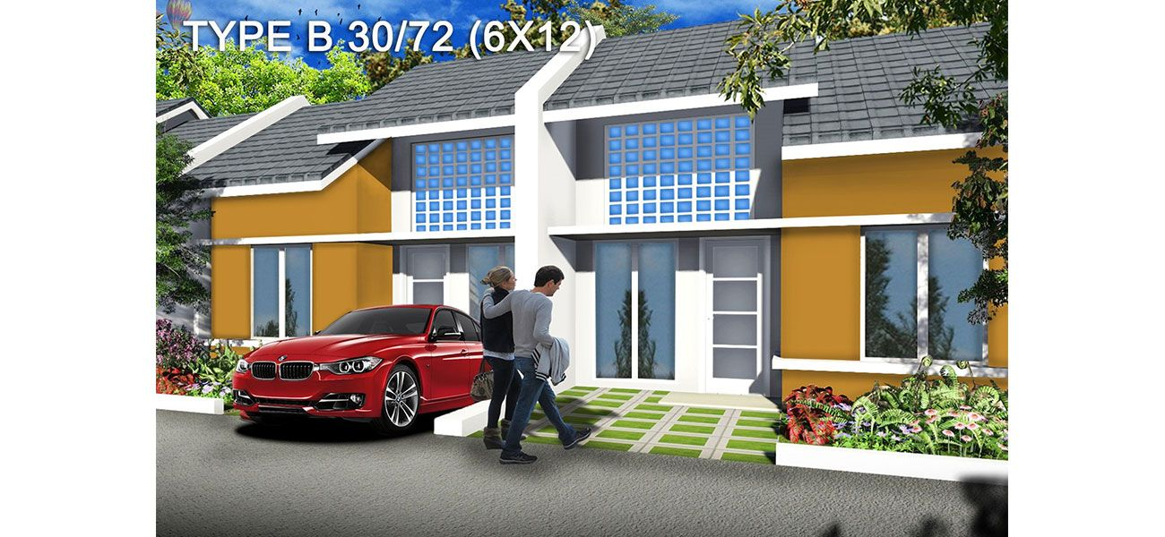 Residensial & Komersial Green Golf City di Tangerang